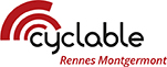 Cyclable Rennes Montgermont